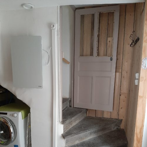 couloir de l'entrée