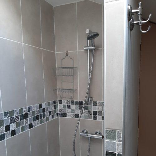 salle d'eau suite parentale 3e étage